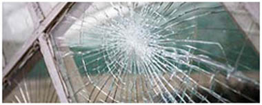 Crosby Smashed Glass